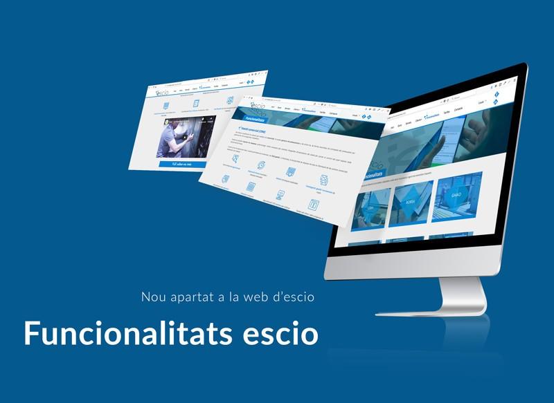 web escio