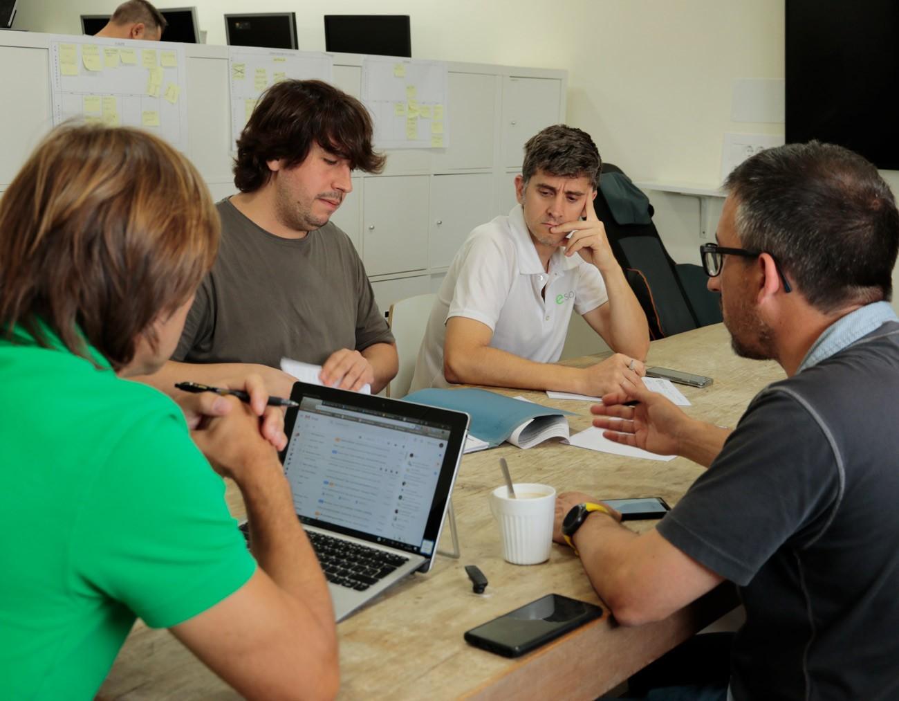 reunió consultors