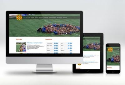 web sant gregori futbol
