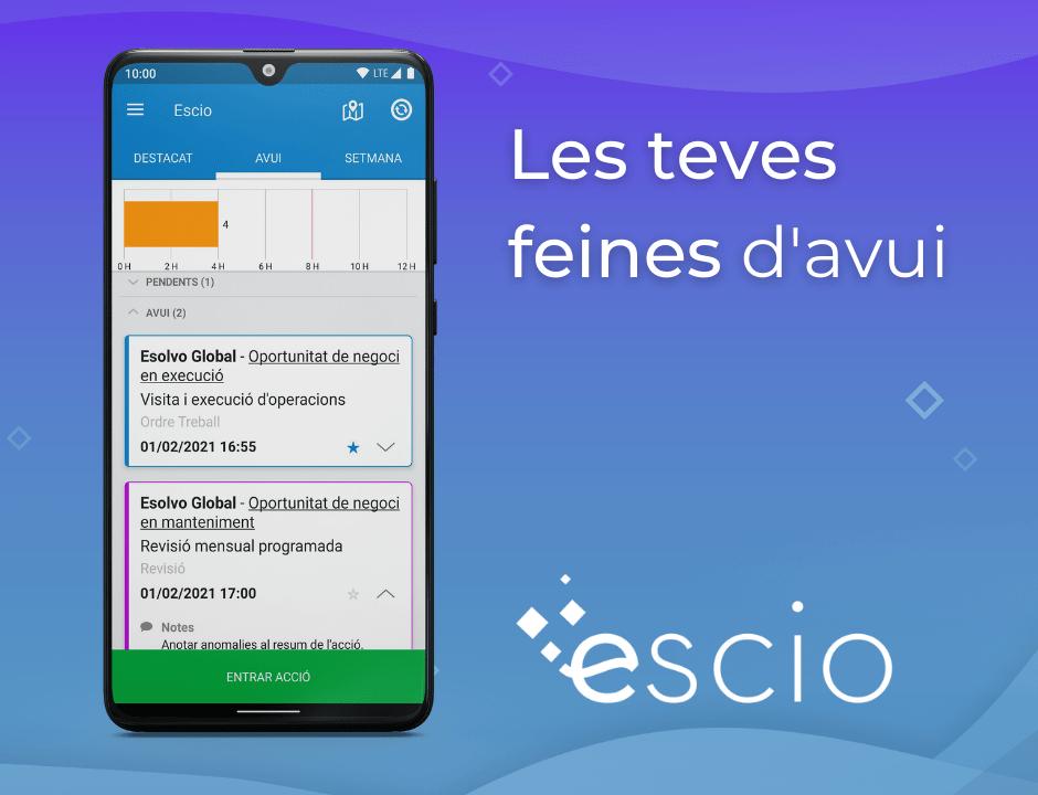 app escio