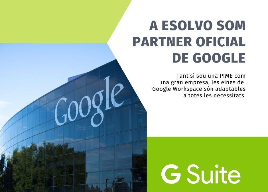 esolvo partner oficial google
