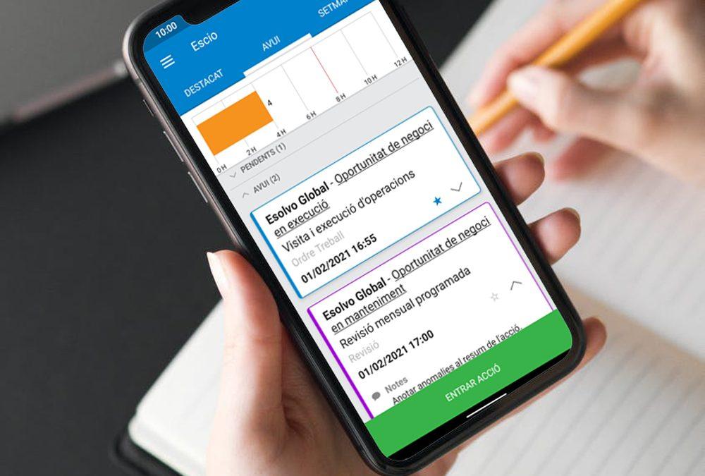 plataforma escio app