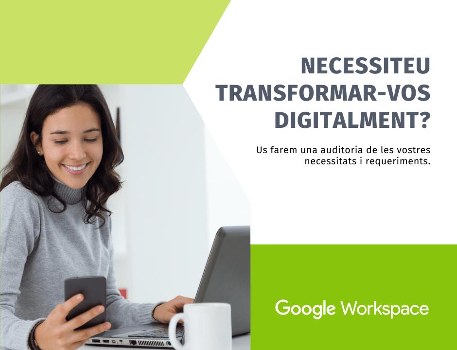 google workspace digital