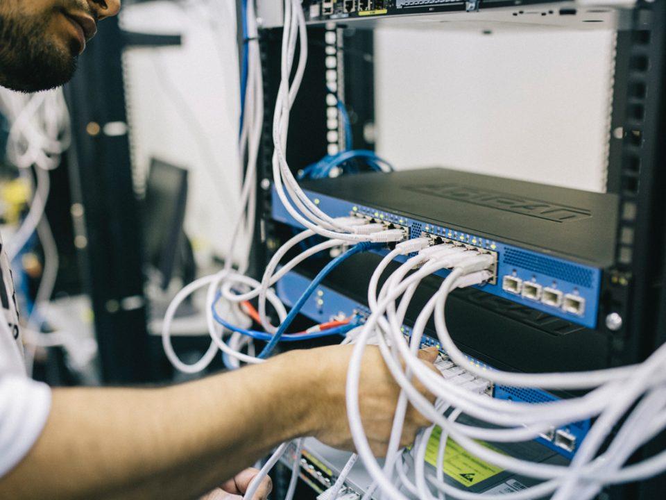mantenimiento tecnico servidor