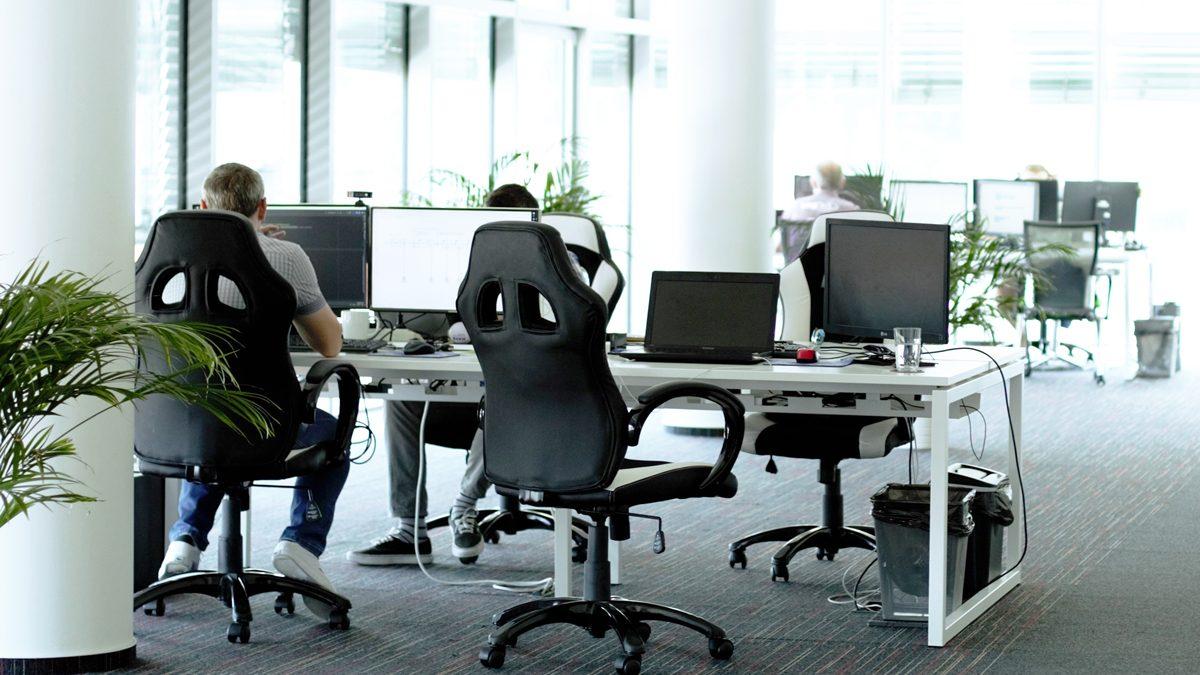 servicio copias seguridad oficina