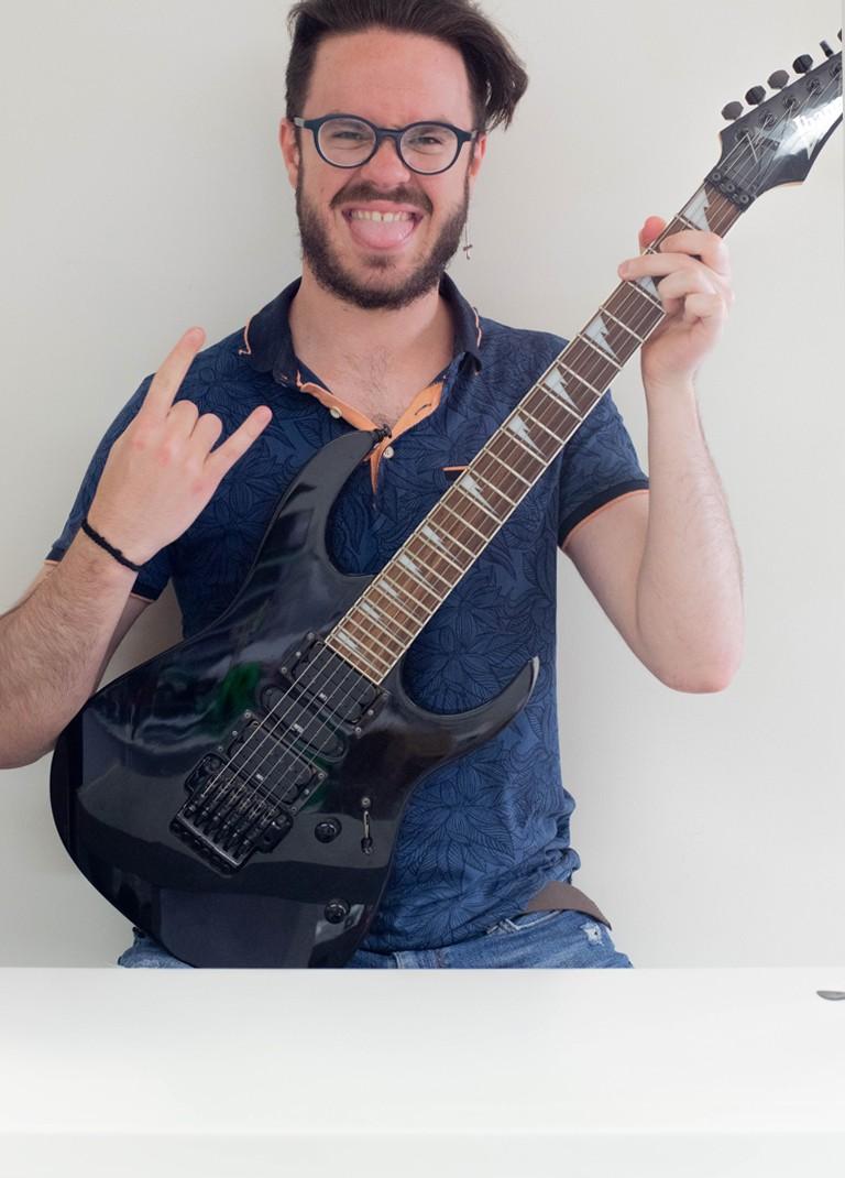 ginard equip guitarra