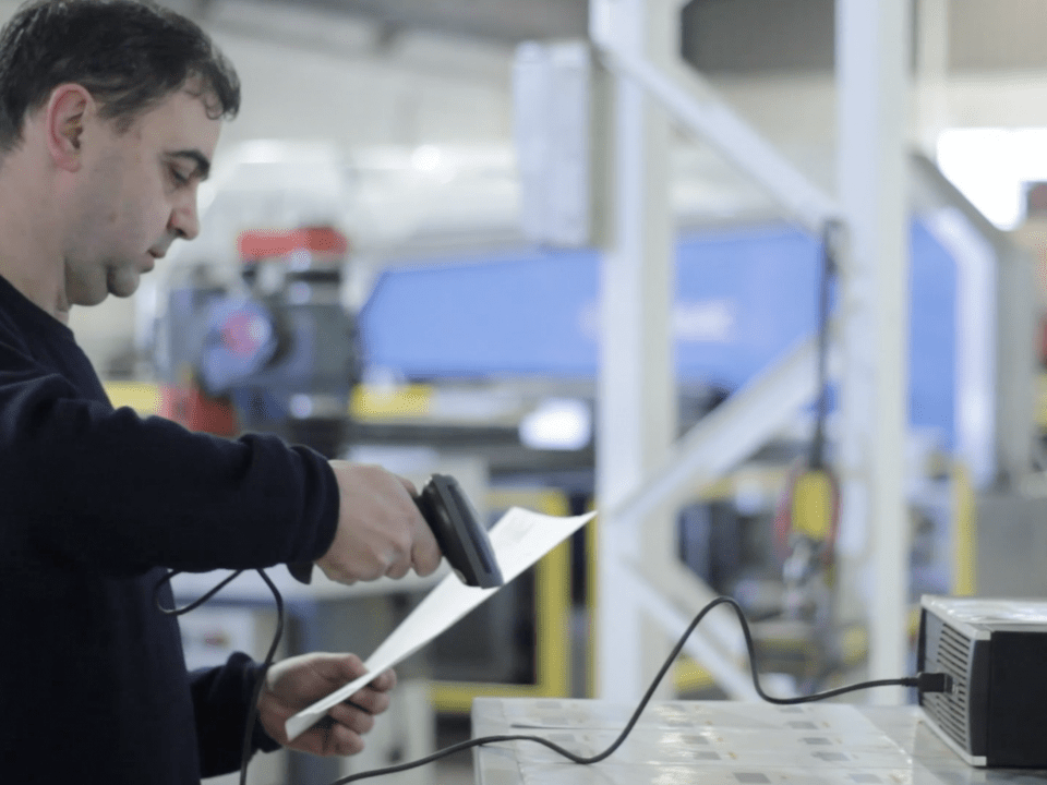 control de taller codigo barras